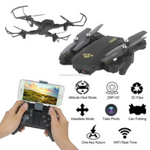 Real Time Video WIFI control FPV RC quadcopter drone with 2mp 720p camera