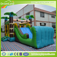 New Inflatable Indoor Mini Bouncer/Slide Combo , Bounce Castle Combo Party Rentals