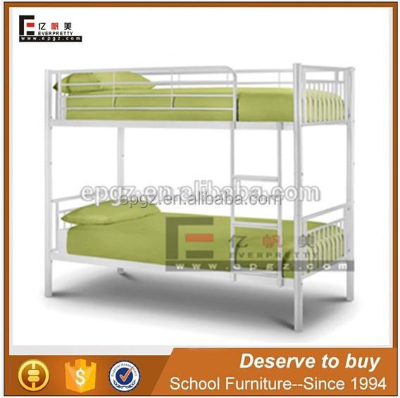 Goedkope dorm stapelbed voor koop metalen frame stapelbedden voor volwassen slaapkamer meubels - Volwassen slaapkamer stijl ...