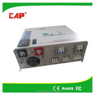 5000W solar energy converter with pure copper transformer 24v 48v 80A controller