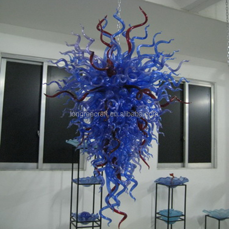 valentine romantic chandelier blue color,light chandelier <strong>modern</strong>, metal chain hanging chandelier <strong>modern</strong>