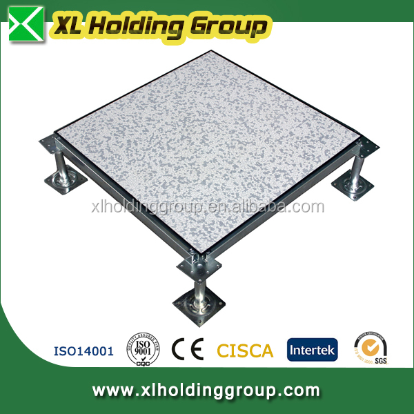 high quality best price antistatic all stell raised floor