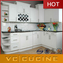 Wholesale china foshan factory modular kitchen furniture