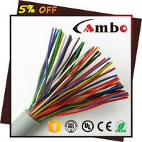 Multi Pairs High Quality Telephone Cable
