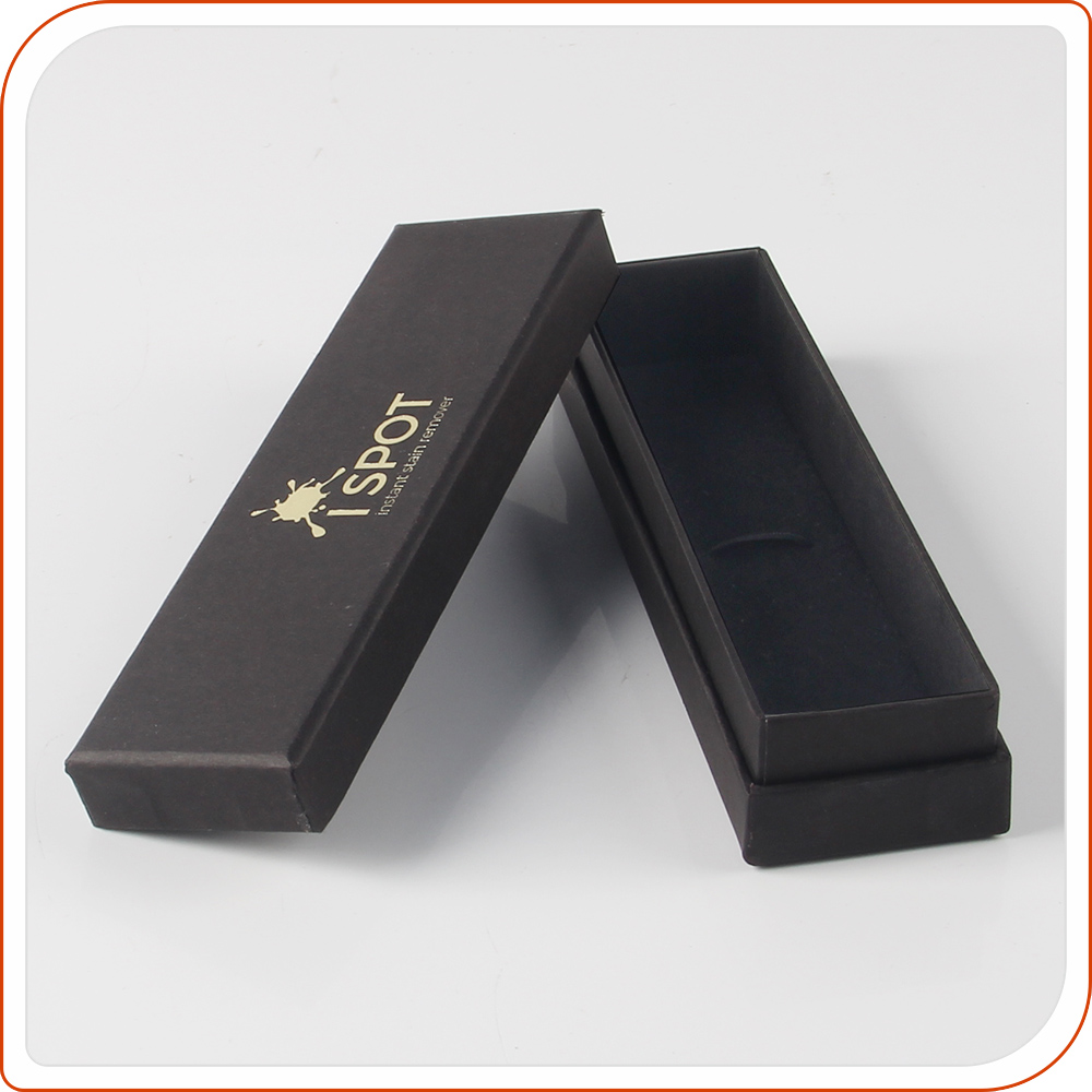 China black paper box made best price giveaway items gift packs