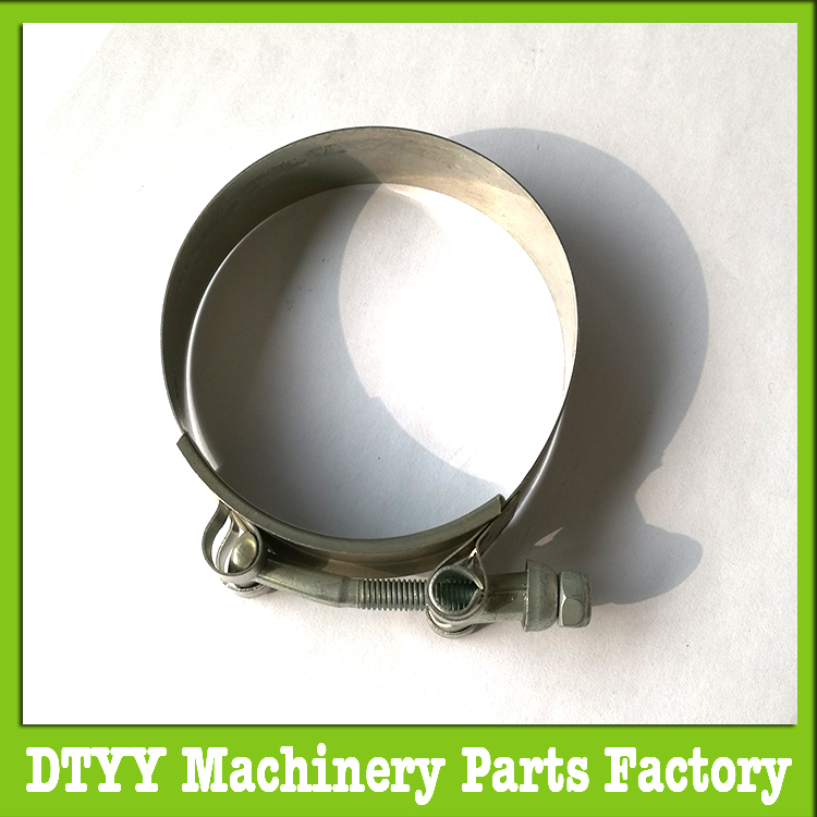 Factory directly sell nut&bolt clamp with ISO9001:2008