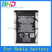New Li-ion BL-5B mobile phone/cell phone battery for Nokia N90