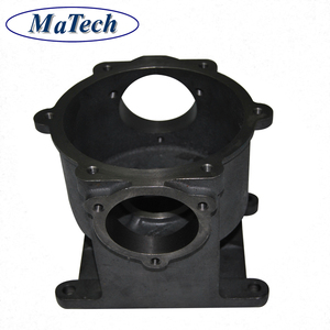 China Factory Custom Precision Automatic Machine Casting Parts
