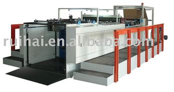 ZHQ-A Automatic sheeting machine(paper cutting machine)