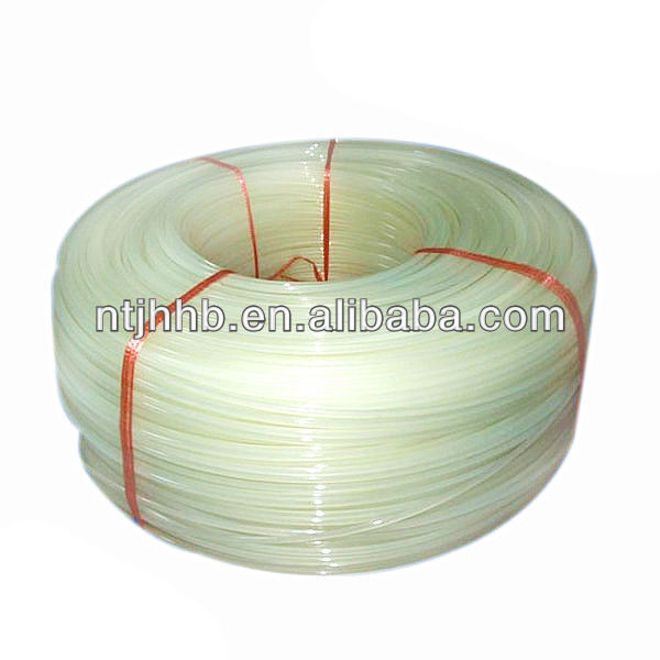white and black agricultural greenhouse polyester steel wire
