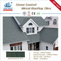 Water proof Stone coated metal roofing tile-model no JH06