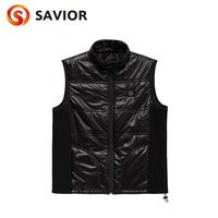 Wholesale winter waterproof High Quality USB battery heated vest for mens and women,Outdoor Snow Ski Heated Waistcoats
