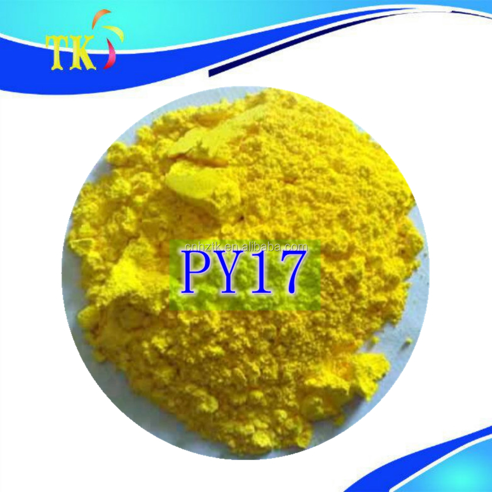 Benzidine Yellow 2G /Pigment Yellow 17/PY17/yellow pigment for paints,inks,plastics,etc.