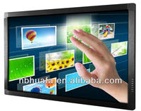 "China school use 65"" lcd anti-glare touch screen interactive whiteboard wireless"