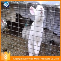 rabbit farming equipment industrial rabbit cages with pushin water niple