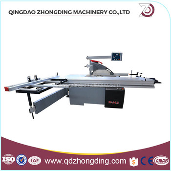 Altendorf sliding table saw for cabinet
