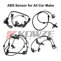Auto Wheel Speed ABS Sensor For Mitsubishi Toyota Nissan Isuzu Mazda Honda Hyundai Land Rover VW