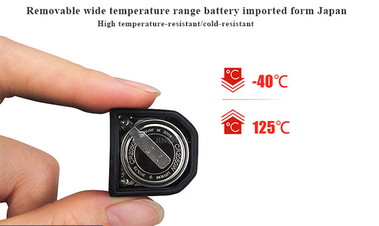 Creative safety guard Potential accident protection motorcycle tpms