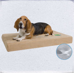 China memory foam product dog bed cover