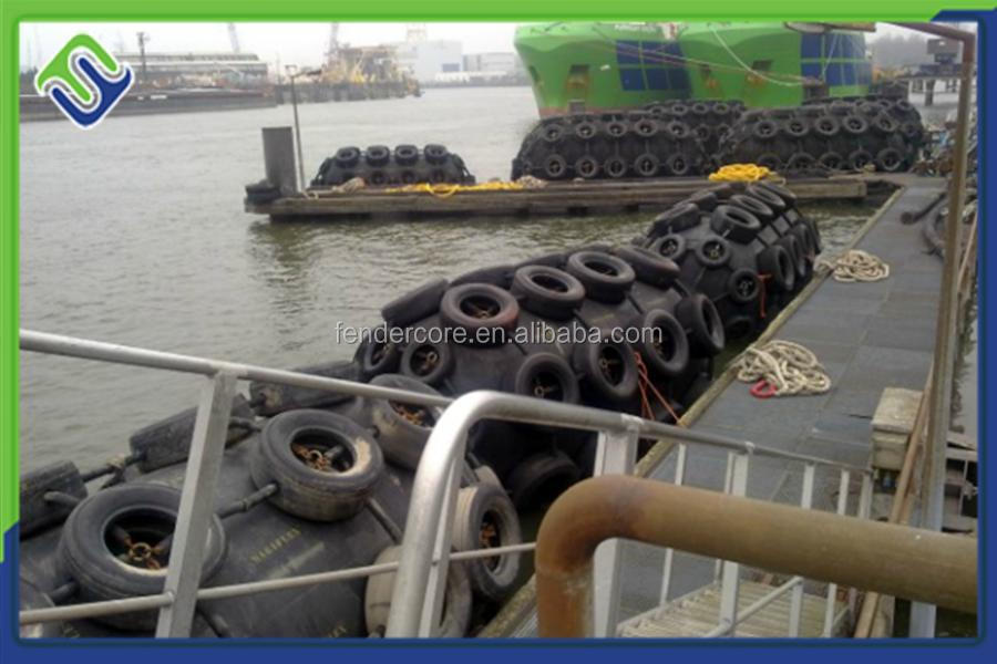 Fishing Boat Ship Docking Marine Pneumatic Rubber Fender