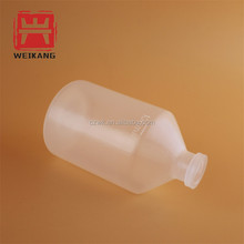 factory sale high temperature resistance 100ml empty plastic vaccine bottle