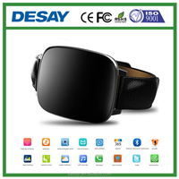 Desay Heart Rate Pedometer Fitness Tracker Smart Watch Phone DS-C609 with SIM for iOS Android