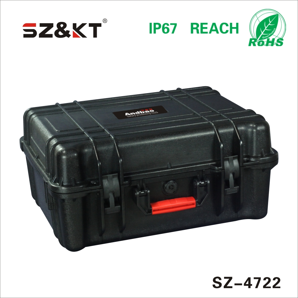 Hard Plastic Carrying Case for Camera equipment or Video Camera equipment