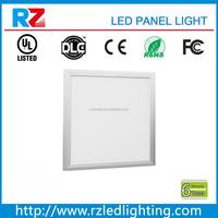 The USA market 130lm/w 2x2 led drop ceiling light panels led panel light offer UL/DLC certification