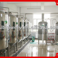 300l Hotel Brewhouse Mini Beer Equipment