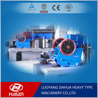 High manganese Jaw Crusher Casting Flywheel Housing