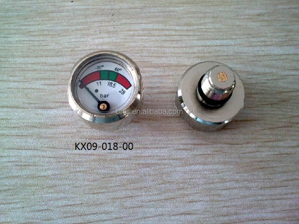 2015 HOT Sale! abc fire extinguisher pressure gauge