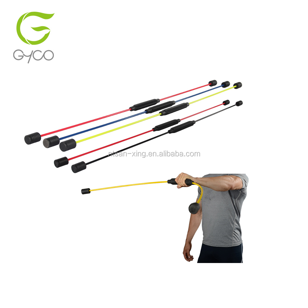 Fitness flexi bar