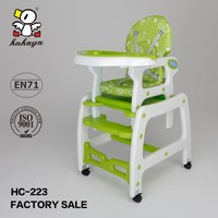 3 In 1 Baby Swing Chairs/ High Chairs/ Desks with rocker