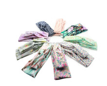 2017 New summer women flowers printed cotton headwraps Fashion Bohemia style woman <strong>headband</strong>