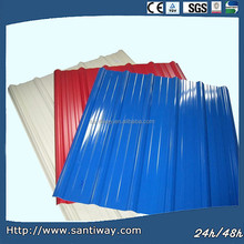 metal roofing shingle tile