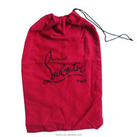 Cotton Fleece Dust Bag For Handbags And Shoes