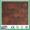 Excellent anti-load performance red asphalt shingles for wholesales