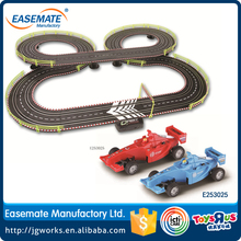 Kids Slot Racing Car With Hand Generator
