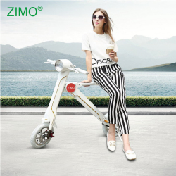 Warehouse in Europe 2018 Hot Sale Foldable 2 Wheel Electric Scooter