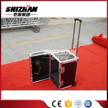 Best price aluminum tool box flight case/dj flight case/case waterproof