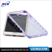 MOQ=100pcs cell phone water protective moblie cases , free sample custom phone hybrid cases tpu pc