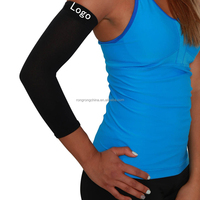 Compression Elbow Sleeve with Copper Elbow Sleeve Brace Support