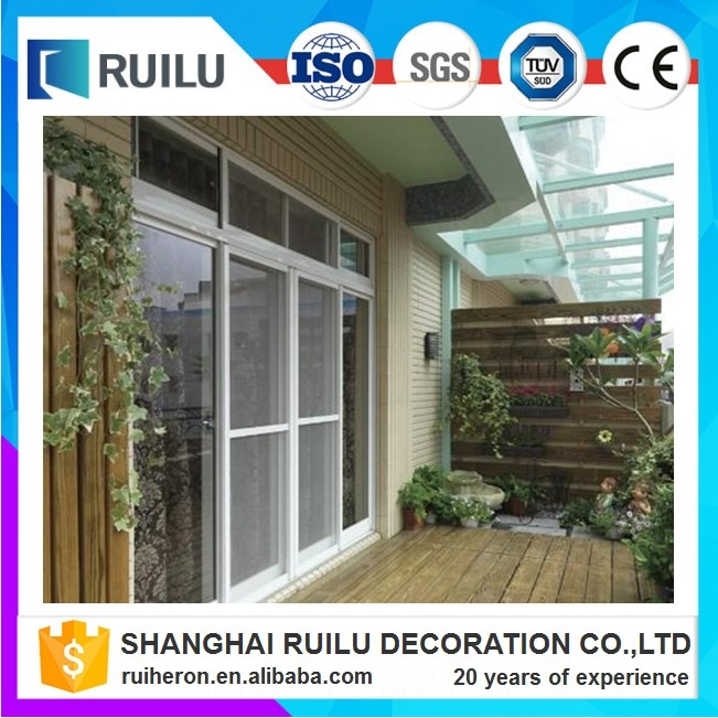 Chinese production integrity lowes sliding glass patio doors