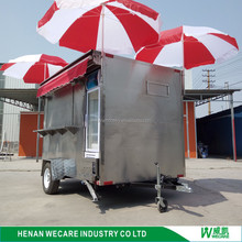Street food vending NEW STYLE commercial vehicles