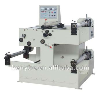 FQ-550 slitting machines for sale/sticker slitter and rewinder