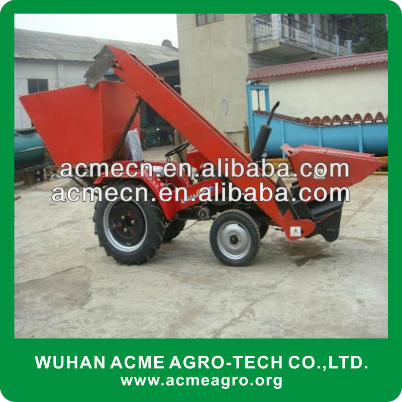 AM3YB-2 corn mini corn combine harvester