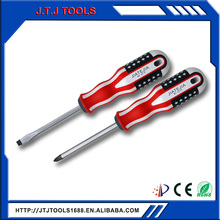 New Arrival CR-V Steel PP Handle Phillips Magnetic floral screwdriver
