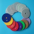 Flexible Wet and Dry Polishing pad/Resin Polishing disc