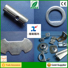Auto electric connector terminal Auto metal stamping reeled brass terminals Auto crimp wire female and male