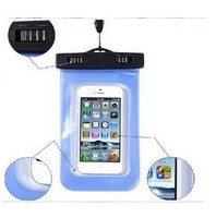 Waterproof Beach Bag Pouch Dry Bag Diving Bag For iPhone